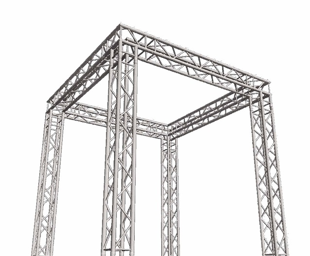 Los Angeles Truss Rental